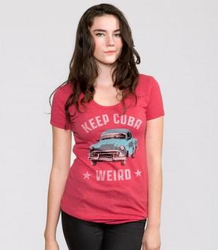 Keep Cuba Weird