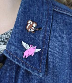 Animal Pin Pack