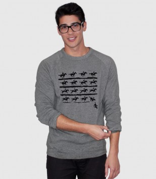 Horse in Motion Sweatshirt