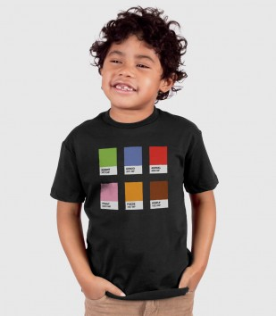 Muppantones Kid's T-Shirt