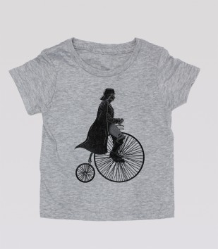 Rollin' with the Dark Side Kids T-Shirt