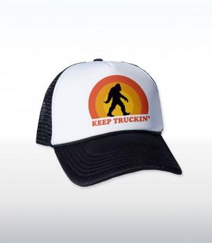 Keep Truckin' Cap