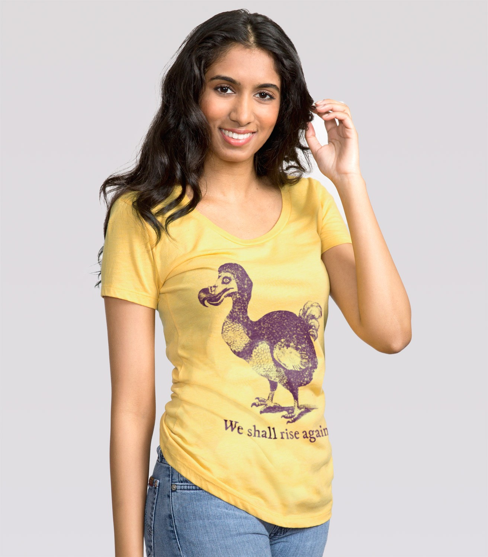 Rise of the Dodo T-Shirt   Headline Shirts