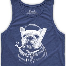 French Bulldog Tank
