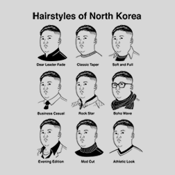 Hairstyles of the DPRK