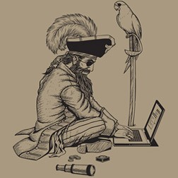 Internet Pirate