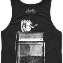 Squirrel Banjo Tank