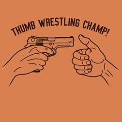 Thumb Wrestling Champ