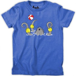 Water You Scared Of? Kid's T-Shirt