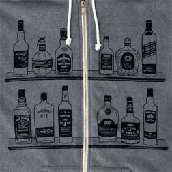 Whiskey Bar Hoodie