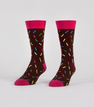 Donut Sprinkles Socks