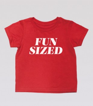 Fun Sized Kid's Tee