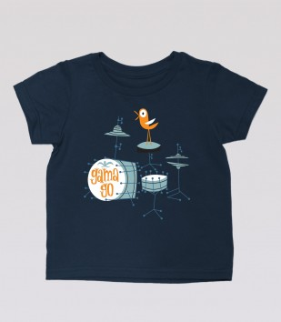 GAMA Drums Kid's Tee