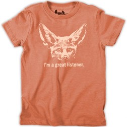 Great Listener Kid's T-Shirt