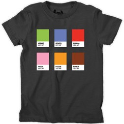 Muppantones Kid's T-Shirt
