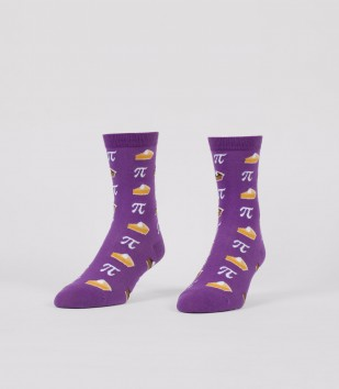 Pie & Pi Women's Socks