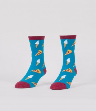 Pizza Party Women's Socks