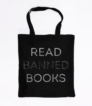 Read Banned Books Tote Bag