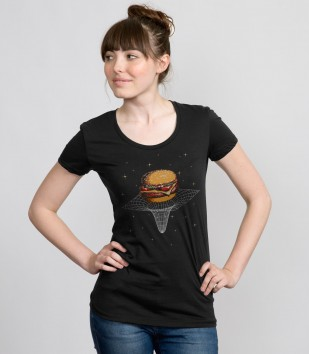 Space-Time Cheeseburger