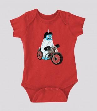 Biker Yeti Onesie
