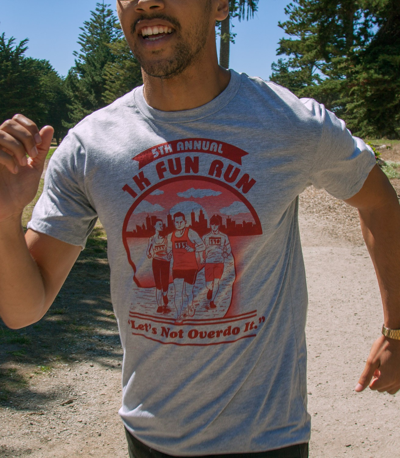 1k Fun Run Men 39 S Funny T Shirt Headline Shirts